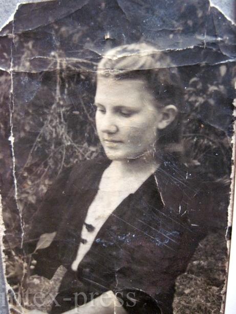 Такой – юной и сильной – помнят медсестру Неллу ее сослуживцы  (1940-е годы)