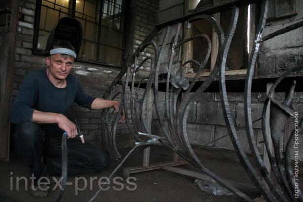 Сергей Сидоркевич, 45 лет, сварка цветных металлов.