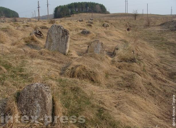 Старыя габрэйскія могілкі