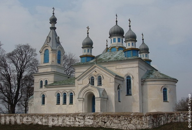 Петрапаўлаўская царква ў Моўчадзі