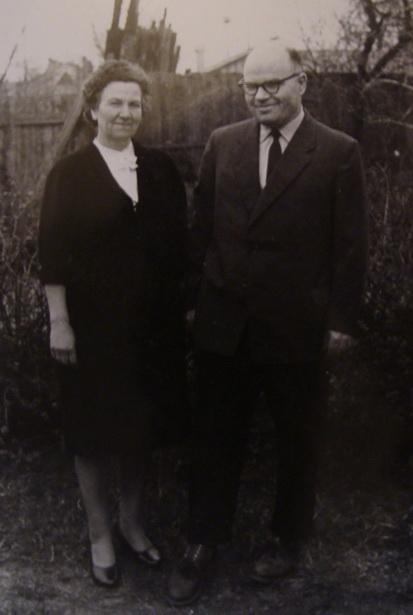 Усевалад Кароль з жонкаю Кацярынай