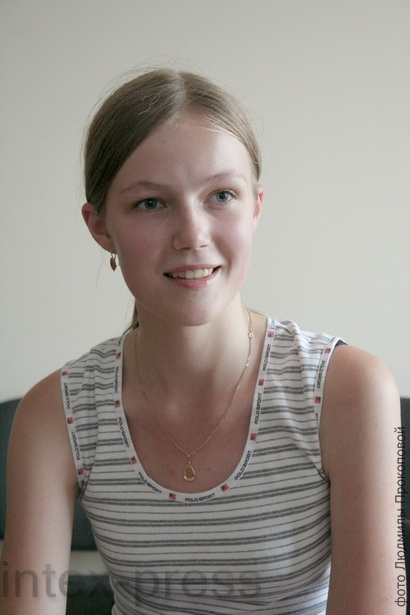 Валентина Хованская добилась высоких  результатов на ЦТ своим трудом