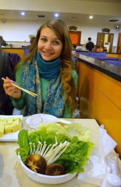 Наталья Ананчик отмечает, что китайская пища очень разнообразная и вкусная