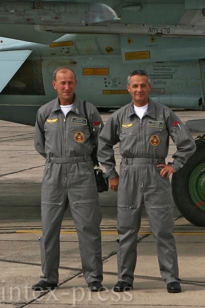 В памяти родных и близких Александр Марфицкий и Александр Журавлевич остались жизнерадостными и улыбчивыми