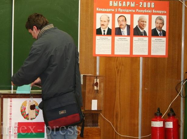 В 2006 году представители оппозиции получили в Барановичах больше голосов, чем в среднем по стране