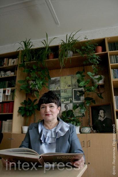 Ирина Борисовна Ляхович