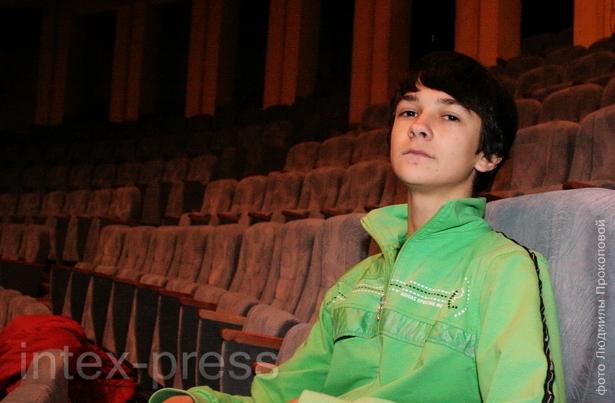 Михаил Каминский, учащийся, 15 лет: