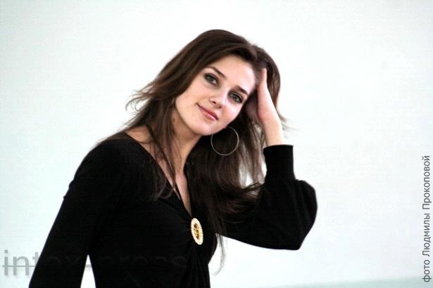 Марина Козека, обладательница титула «Мисс зрительских симпатий» конкурса «Мисс Беларусь-2010»