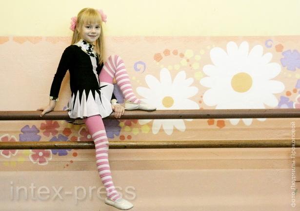 Полина Рудая, 6 лет
