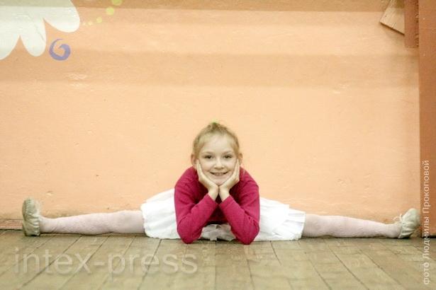Луиза Стремоус, 8 лет