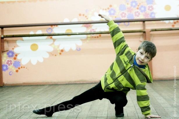 Илья Машей, 7 лет