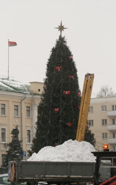Заветные «Елочка, зажгись!» город скажет  2 декабря