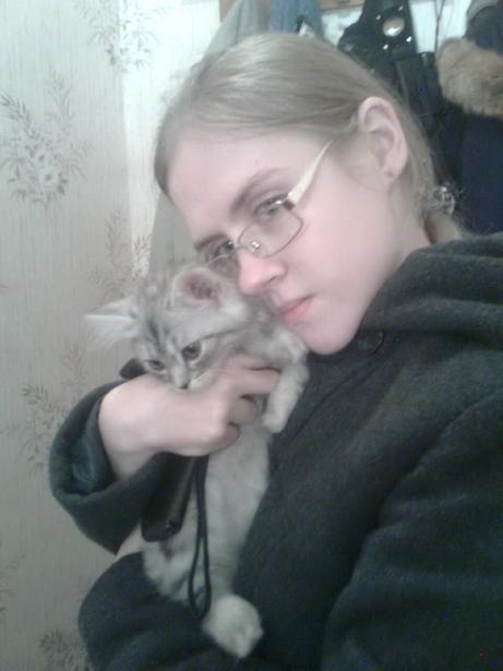 Оксана Краснова и Феррари