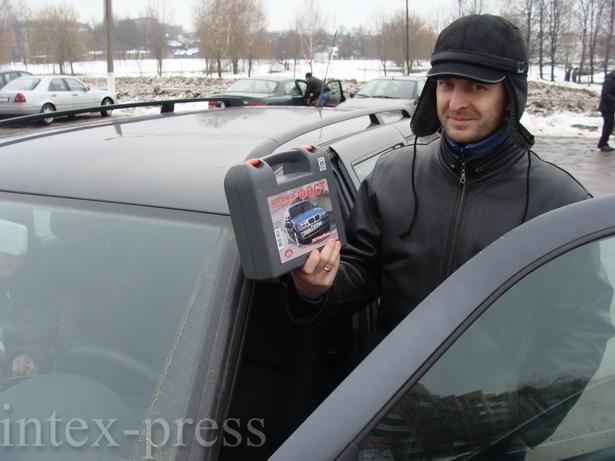 Андрей, водитель с 5-летним стажем: