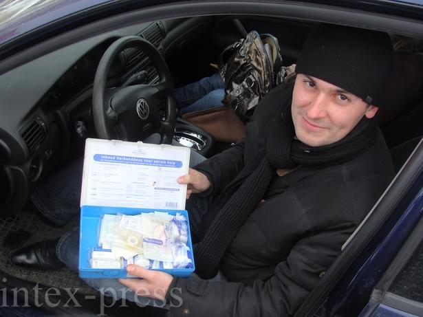 Кирилл, водитель с 7-летним стажем:
