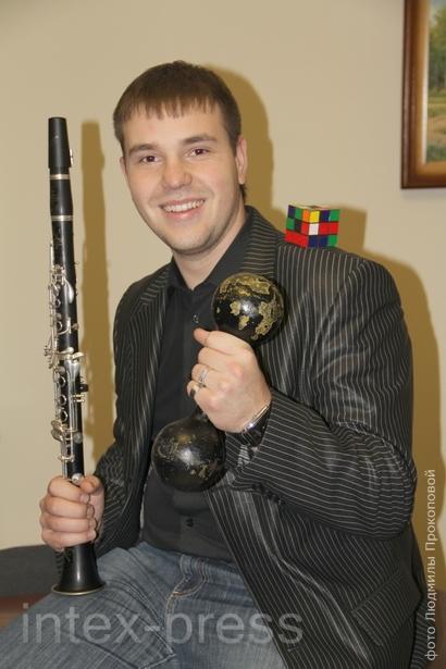 Сергей Мурычин, 19 лет