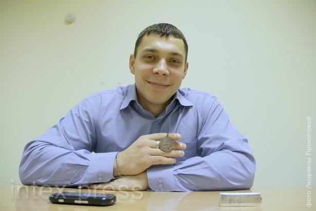 Михаил Пунько, 22 года