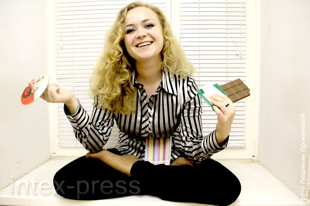 Олеся Лапина, 20 лет