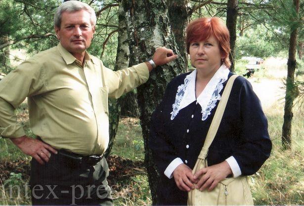 Александр и Людмила Милославов