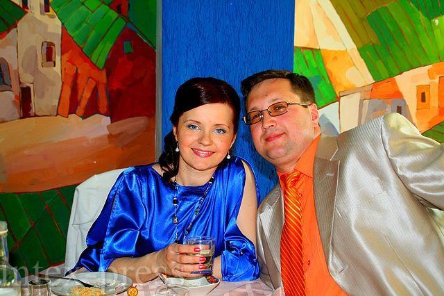 Елена  и Игорь Жукович