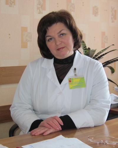 Людмила Лещина