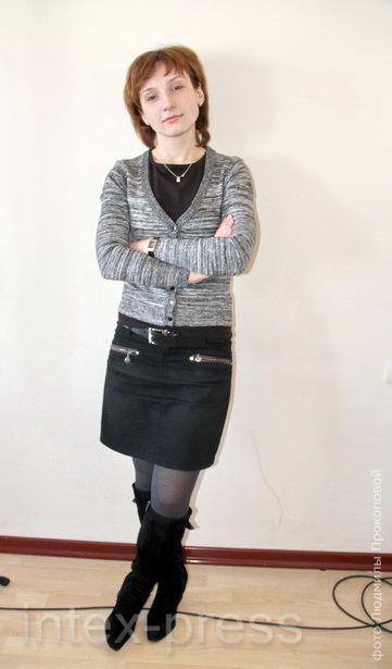 Ольга Гутовская, филолог