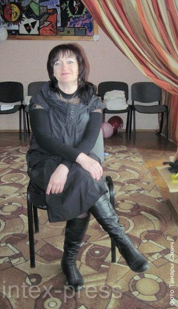 Лариса Сартакова, режиссер театра-студии «Параллель»