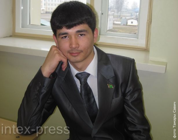 Джахонгир Маткурбанов