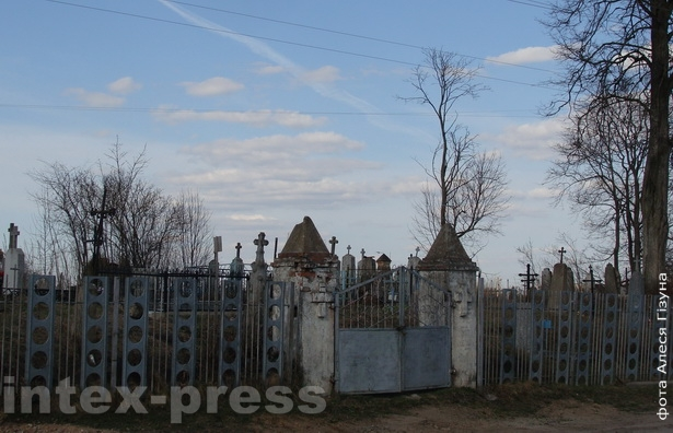 Старыя каталіцкія могілкі ў Новай Мышы