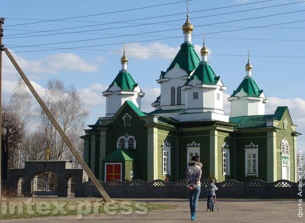 Праваслаўная царква ў Новай Мышы