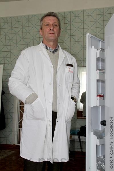 Три месяца отработал в Чернобыльской зоне барановичский врач Николай Гансерок