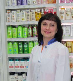 аталья Колосовская, администратор аптеки «Планета здоровья»: