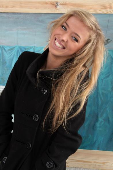 Первая вице-мисс конкурса «Королева Весна-2011» – Наталия Ларионова