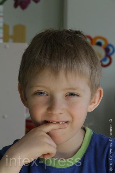 Сеня Гибеж, 6 лет: