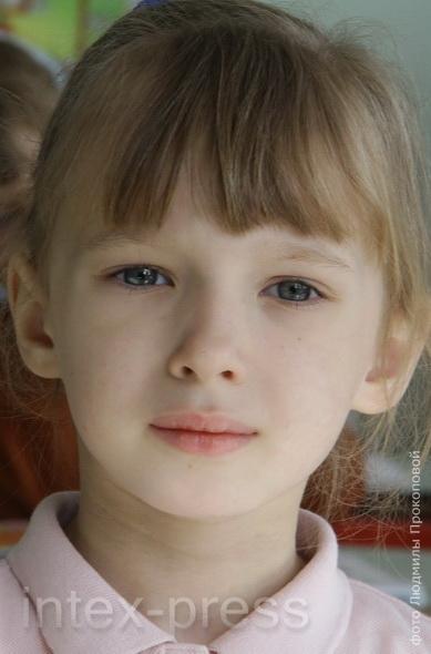 Анна Александрова,   6 лет: