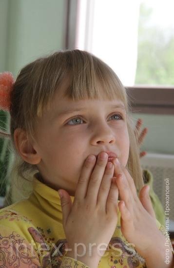 Рита Шилейко, 6 лет: