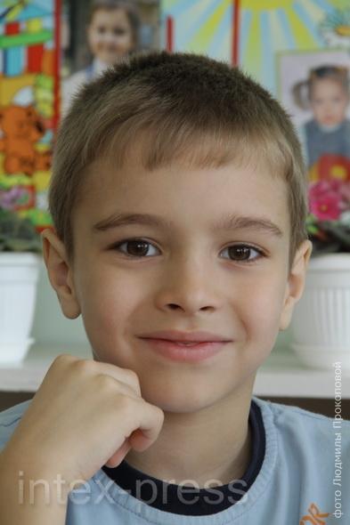 Эрик Трус, 6 лет: