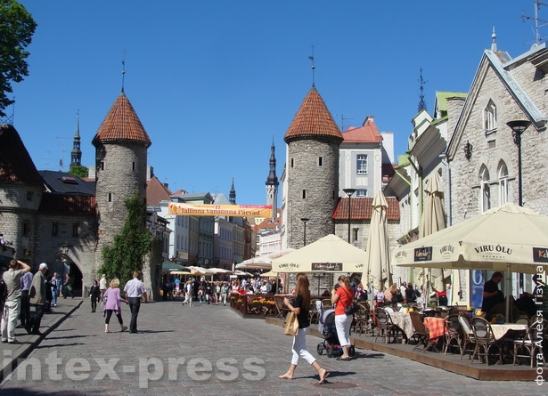 Welcome to Vana Tallinn