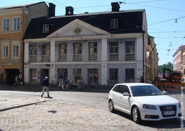 Найстарэйшая камяніца ў Хельсінкі датуецца ўсяго 1757 годам