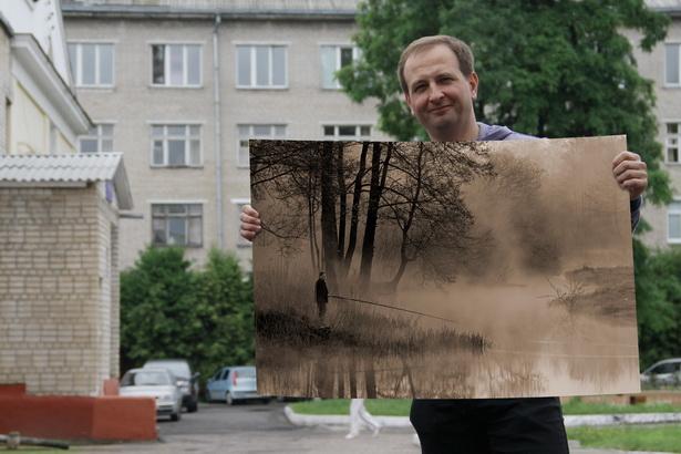 Фотограф Александр Грынчак
