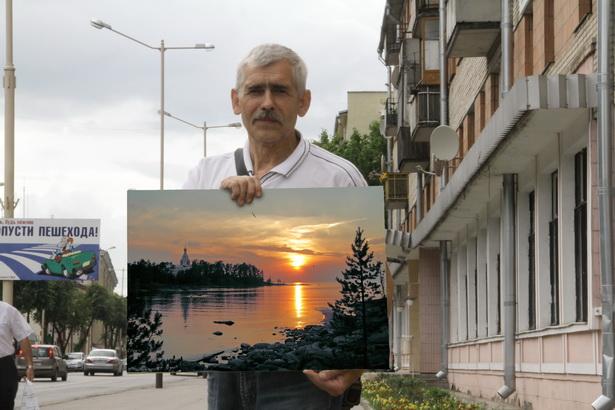 Фотограф Валерий Дьячков
