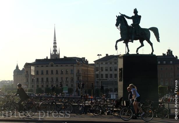Швецыя -- яшчэ і краіна ровараў