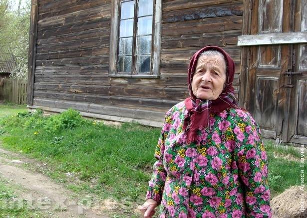 Зося Піліпчык - дачка кучара былых гаспадароў сядзібы