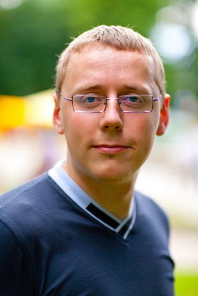 Андрей Цумарев, системный администратор ОДО «ВВС Импекс-Сервис»