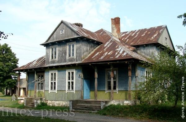 Старая школа -- былы Беларускі дом?