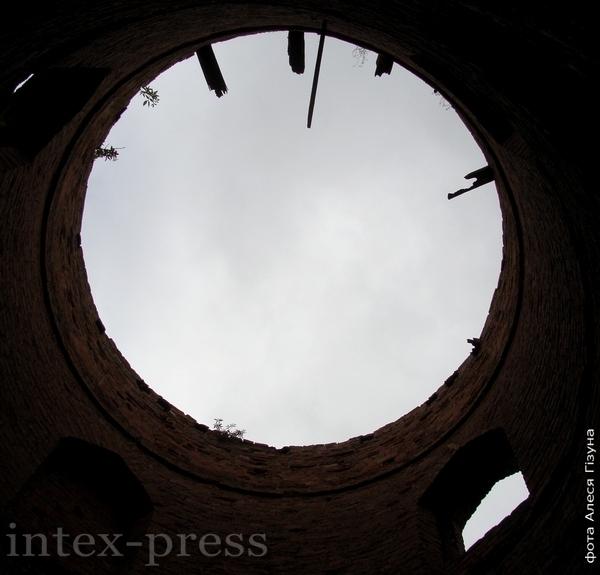 Фрагмент гаспадарчага будынка
