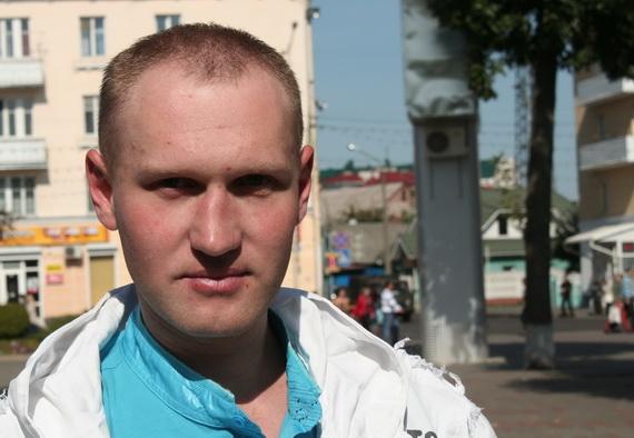 Дмитрий Новик