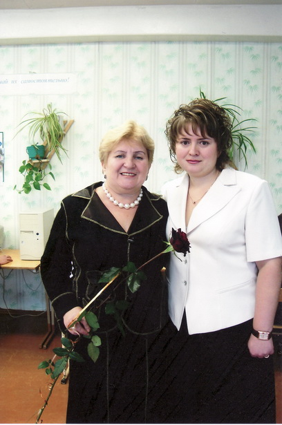 Александра Николаевна Триок, учитель математики ОСШ № 19, о своей ученице Светлане Каратай