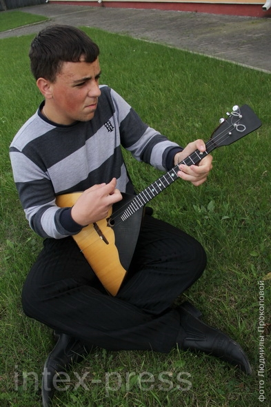 Антон Макаревич, студент III курса, дипломант конкурса имени Жиновича