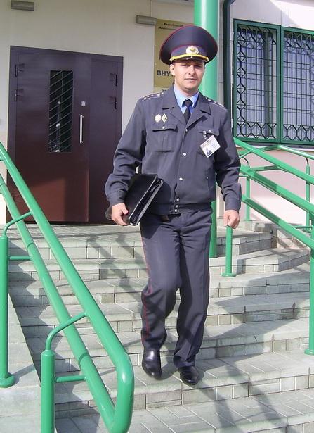 Денис Калюта работает в уголовном розыске 5 лет
